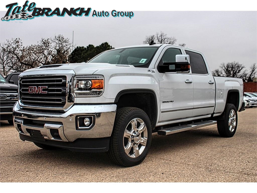 2019 gmc sierra 2500hd slt gmc cars review release